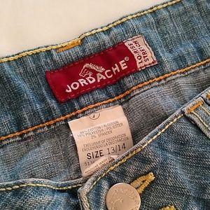 Jordache Skirts - Jordache Jean Mini Skirt